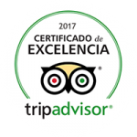 certificado tripadvisor 2017